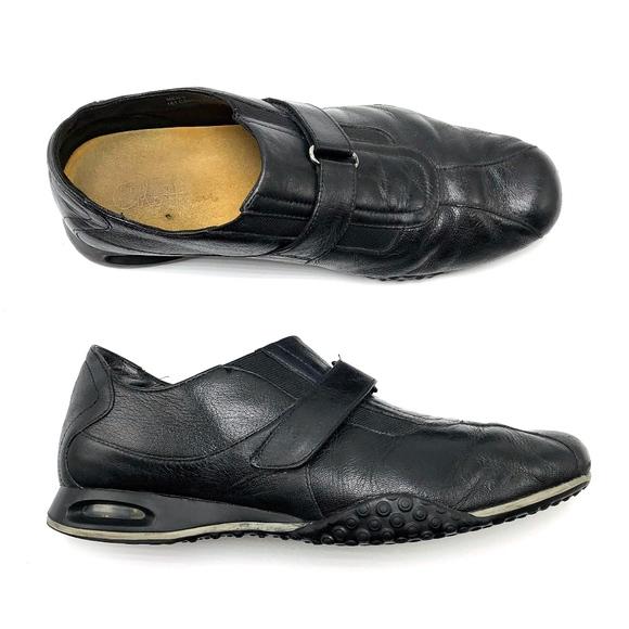 122c54c1d5 Cole Haan Other - COLE HAAN Air Estadio Strap Men's Shoe Sz 9M Black